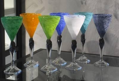 Kunstglass - Pil