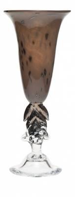 Kunstglass - Fjær